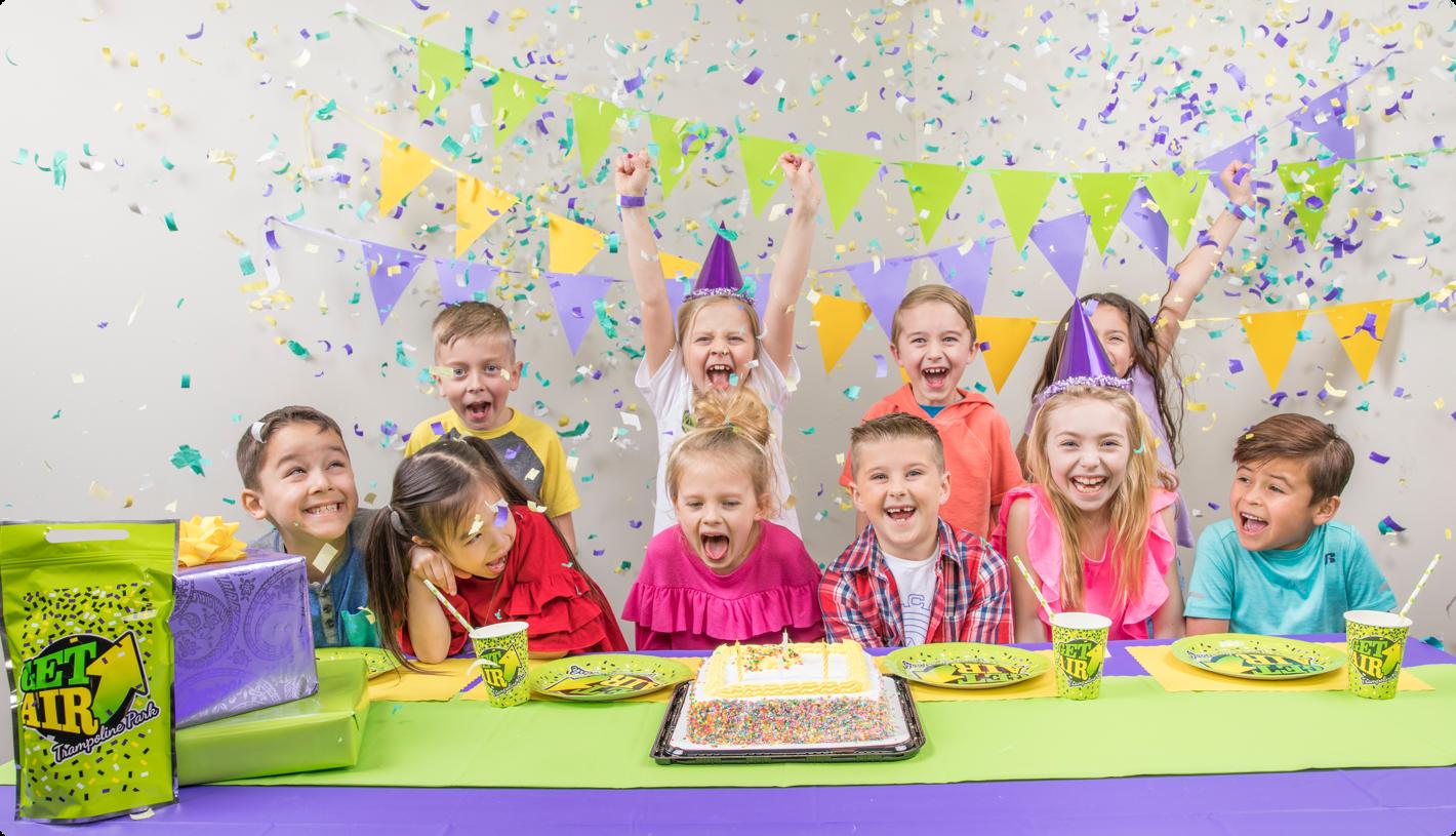 Birthday Party Recap Video