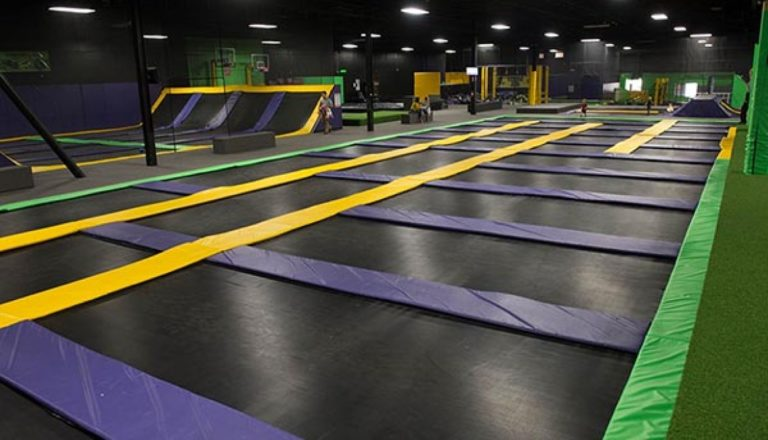 Get Air S Kids Indoor Trampoline Park S Best Activity