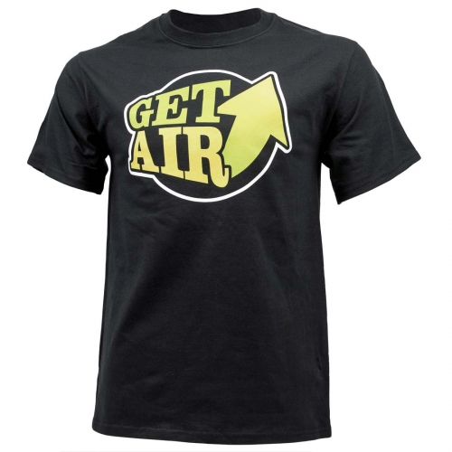 Basic Get Air T-Shirt - Black