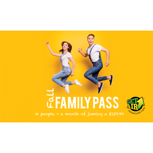 Fall Family Pass