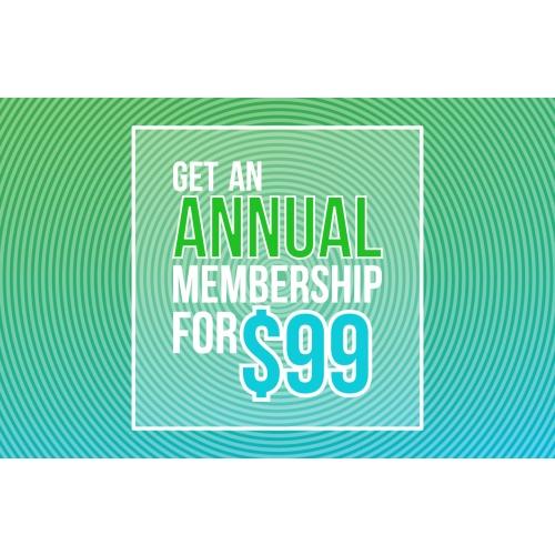Get Air Annual Jump Membership $99 Sale