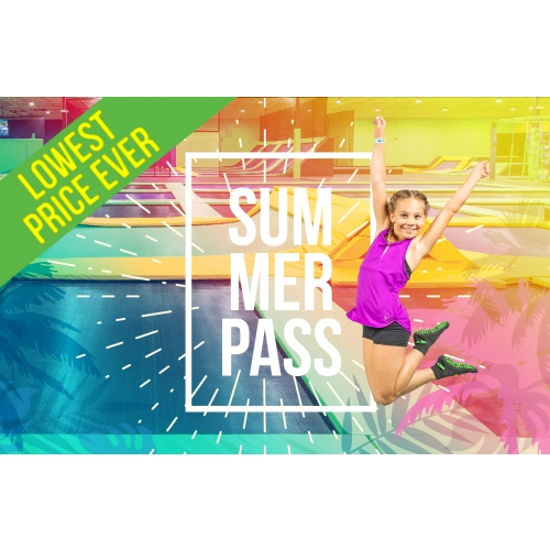 Get Air Summer Pass (Details in Description)