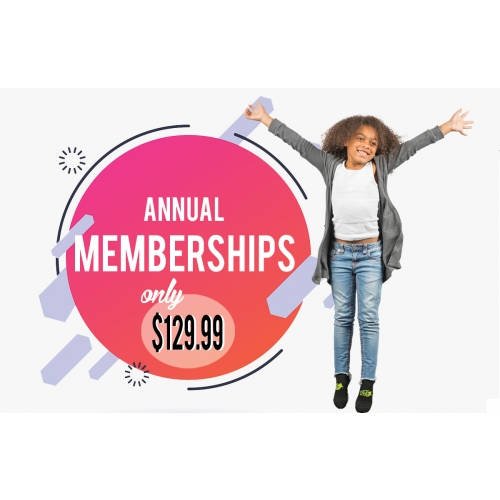 GET AIR Annual Membership