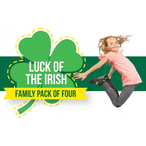 Luck Of The Irish 4 Pack