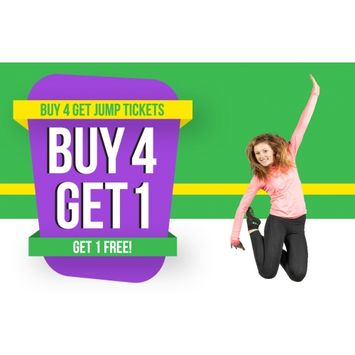 Family Fun Pack Buy 4 Get 1 Free