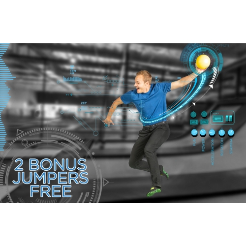 2 Free Bonus Jumpers With Any Party Package
