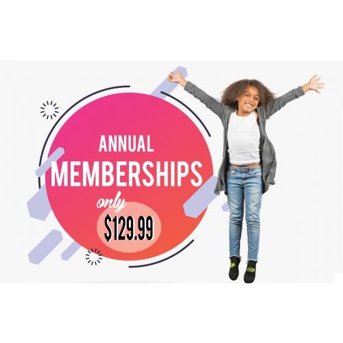 GET AIR Annual Membership