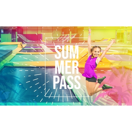 Summer Pass –Jump 3 Hours Every Day
